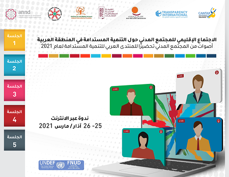Arab CSO Forum on sustainable development