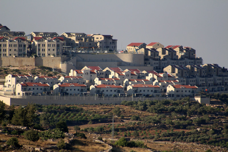 Biden OKs JNF Settler Colony Growth