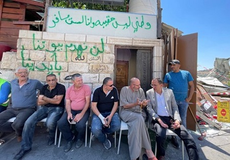 Why Israel Is Stealing Silwan from Palestinians