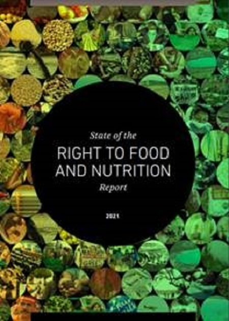 State of the Right to Food and Nutrition Report, 2021