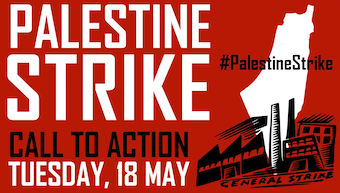 Day of Action in Solidarity with Palestine