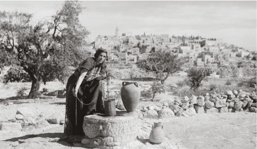 Water Occupation in Palestine