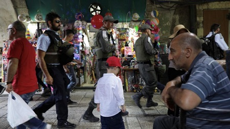 Jerusalem: Counting the Cost of Occupation