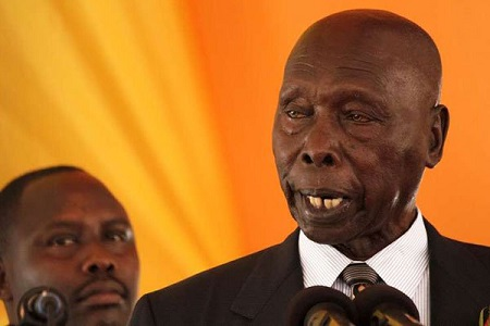 Kenya: Ex-president Fined €9 million for Land Grab