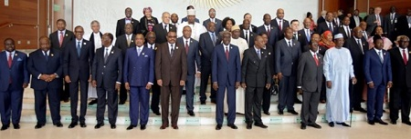 AU Summit on Displacement Crisis