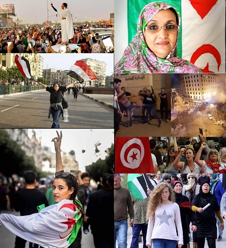 MENA Socialist Feminists on Popular Uprisings