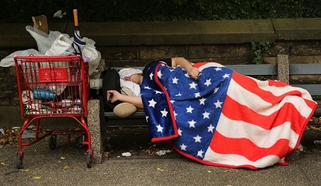 USA: Time for Change - New Study on Race & Homelessness