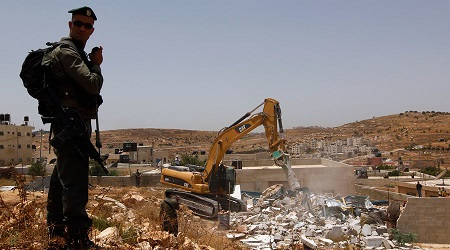 Palestinian Right to Land and Housing in 2016