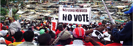 African Struggles for the Right to the City