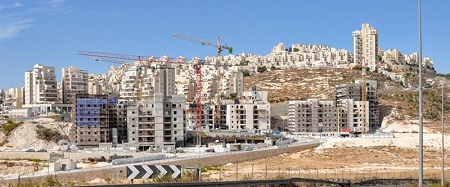 Israel&#96s Colony Bill &#96Big Step towards Annexation&#96
