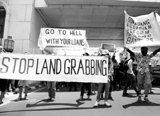 Stop Land Grabs – Declaration