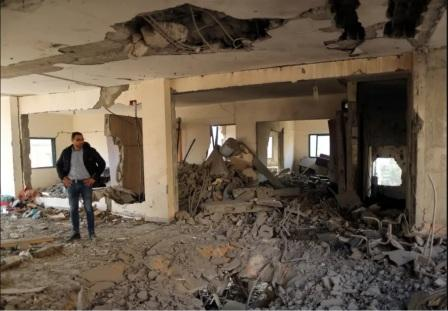 Gaza: $1,000 for Victims of Destroyed Homes