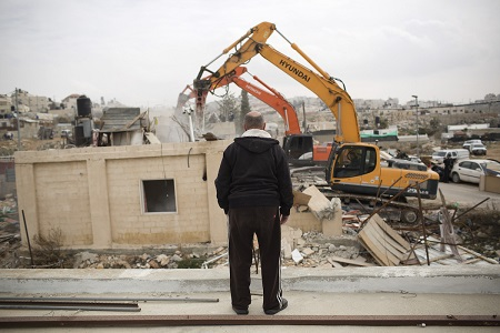 On Demolitions, UN tells Israel: 'This must stop'