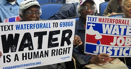 Baltimore: 1st Major City to Ban Water Privatization