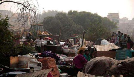 India: By Court, Forced Evictions Illegal
