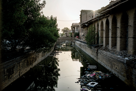 Letter from Iraq — The End of Eden