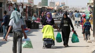 Syria: Conflict Reshuffles the Demographic Map