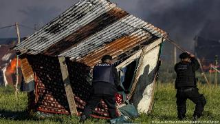 Argentina: Clashes over Forced Eviction