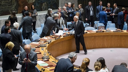 UNSC Votes to End Israeli Settler Colonies