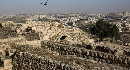 Palestine: Holy Sites Crumbling under Israeli Rule