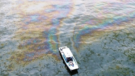 USA: 14-Year-long Gulf of Mexico Oil Spill Continues