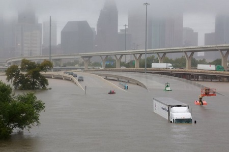 Houston Drowning—in Its Freedom from Regulations
