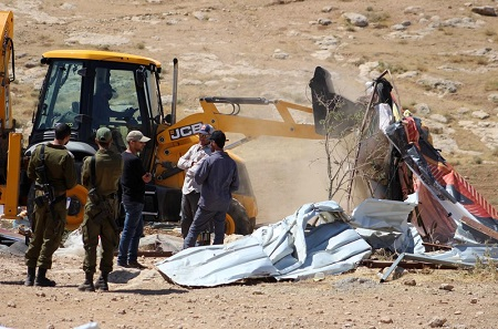 Palestine: Israel Escalates Home Demolitions (again)